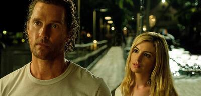 Im Serenity Trailer Planen Matthew Mcconaughey Und Anne Hathaway