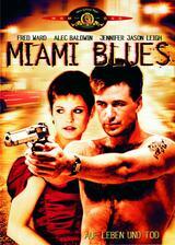Miami Blues - Poster