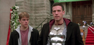 Bild zu:  Matt Damon und Ben Affleck in Dogma