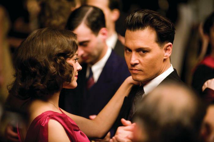 Public Enemies mit Johnny Depp und Marion Cotillard
