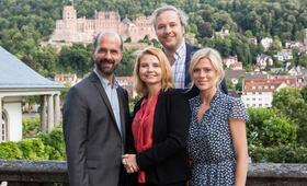 Hotel Heidelberg: Kinder, Kinder! mit Christoph Maria Herbst, Annette Frier und Nele Kiper - Bild 7