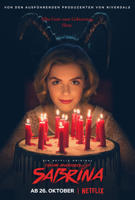 Chilling Adventures of Sabrina, Chilling Adventures of Sabrina - Staffel 1