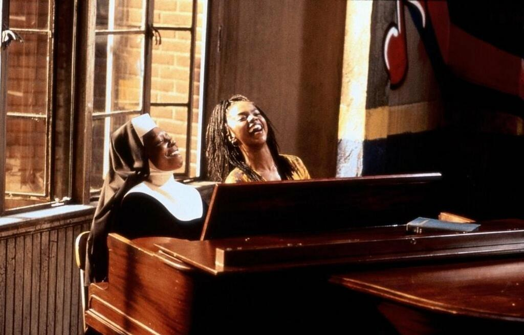 Jennifer Love Hewitt Sister Act 2 – In Göttlicher Mission
