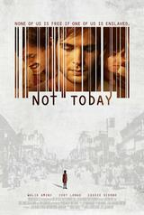 Not Today - Poster