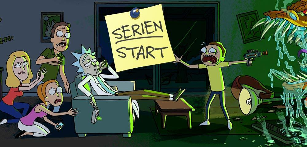 Sky Ticket Rick And Morty