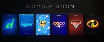 Die kommenden Pixar-Filme