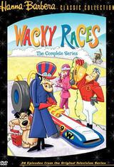 Wacky Races - Autorennen total - Poster