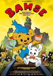 Bamse - Der stärkste und liebste Bär der Welt Poster