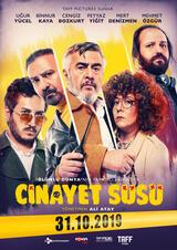 Cinayet Süsü - Poster
