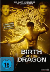Birth of the Dragon - Poster