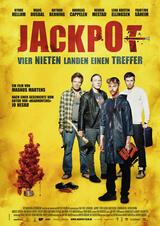 Jackpot - Vier Nieten landen einen Treffer - Poster