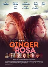 Ginger & Rosa - Poster