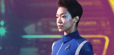 Michael Burnham in Star Trek: Discovery