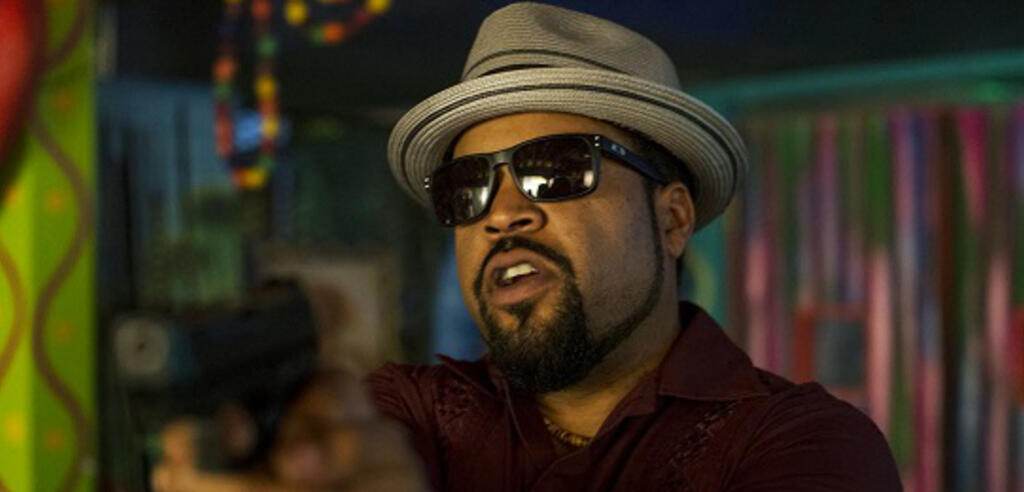 Ice Cube als scharfkantiger Captain Dickson in 22 Jump Street