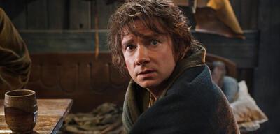 Martin Freeman als Hobbit Bilbo Beutlin
