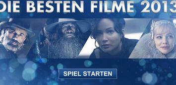 Bild zu:  moviepilot-Quartett zum Kinojahr 2013