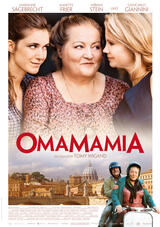 Omamamia - Poster