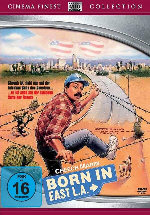 born in east l a Watch born in east la full movie online free | 123movies, when a native-born american citizen of mexican descent (cheech marin) is rounded up by mistake with illegal aliens and dumped south of the border, he has to risk.