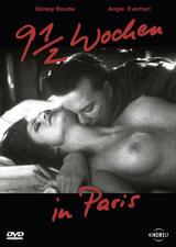 9 1/2 Wochen in Paris - Poster