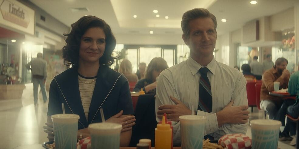Physical, Physical - Staffel 1 mit Paul Sparks