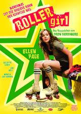 Roller Girl – Manchmal ist die schiefe Bahn der richtige Weg - Poster
