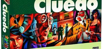 Bild zu:  Das Brettspiel Cluedo