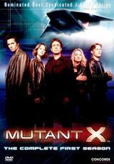 Mutant X - Poster