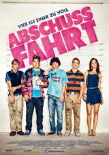 Abschussfahrt - Poster