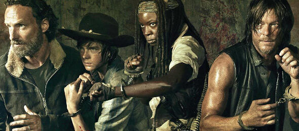 The Walking Dead Schauspieler Staffel 4