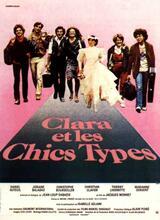 Clara und die tollen Typen - Poster