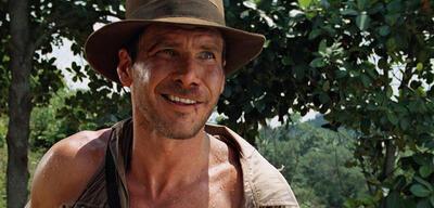 Harrison Ford alsIndiana Jones