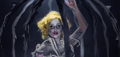 Lady Gaga in Applause