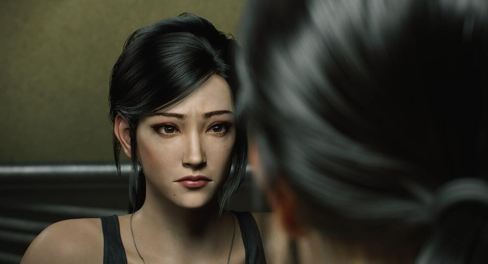 Resident Evil: Infinite Darkness, Resident Evil: Infinite Darkness - Staffel 1