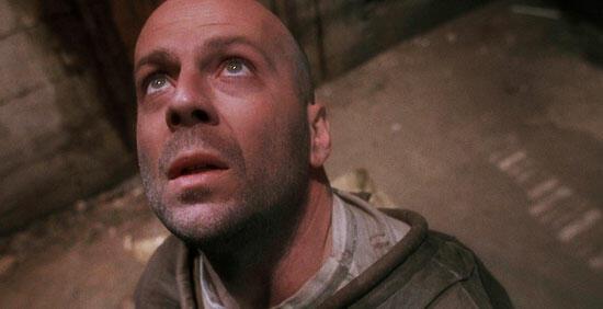 12 Monkeys mit Bruce Willis