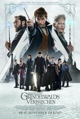 Phantastische Tierwesen: Grindelwalds Verbrechen - Poster