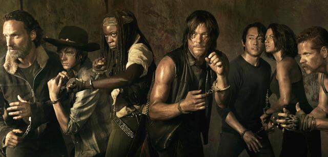 The Walking Dead Wer Hat Das Staffel 6 Finale Mit Negan überlebt