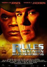 Rules - Sekunden der Entscheidung - Poster
