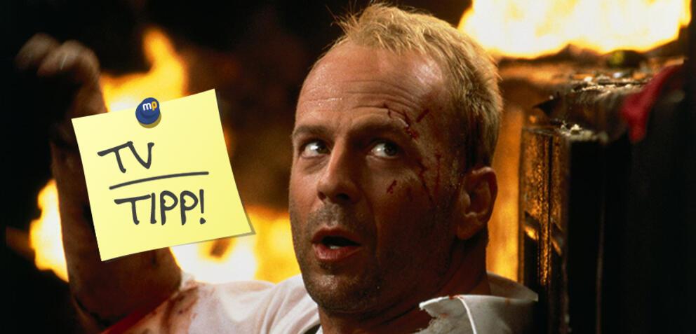 Bruce Willis in Das fünfte Element