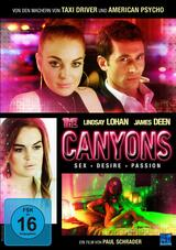 The Canyons - Sex - Desire - Passion - Poster