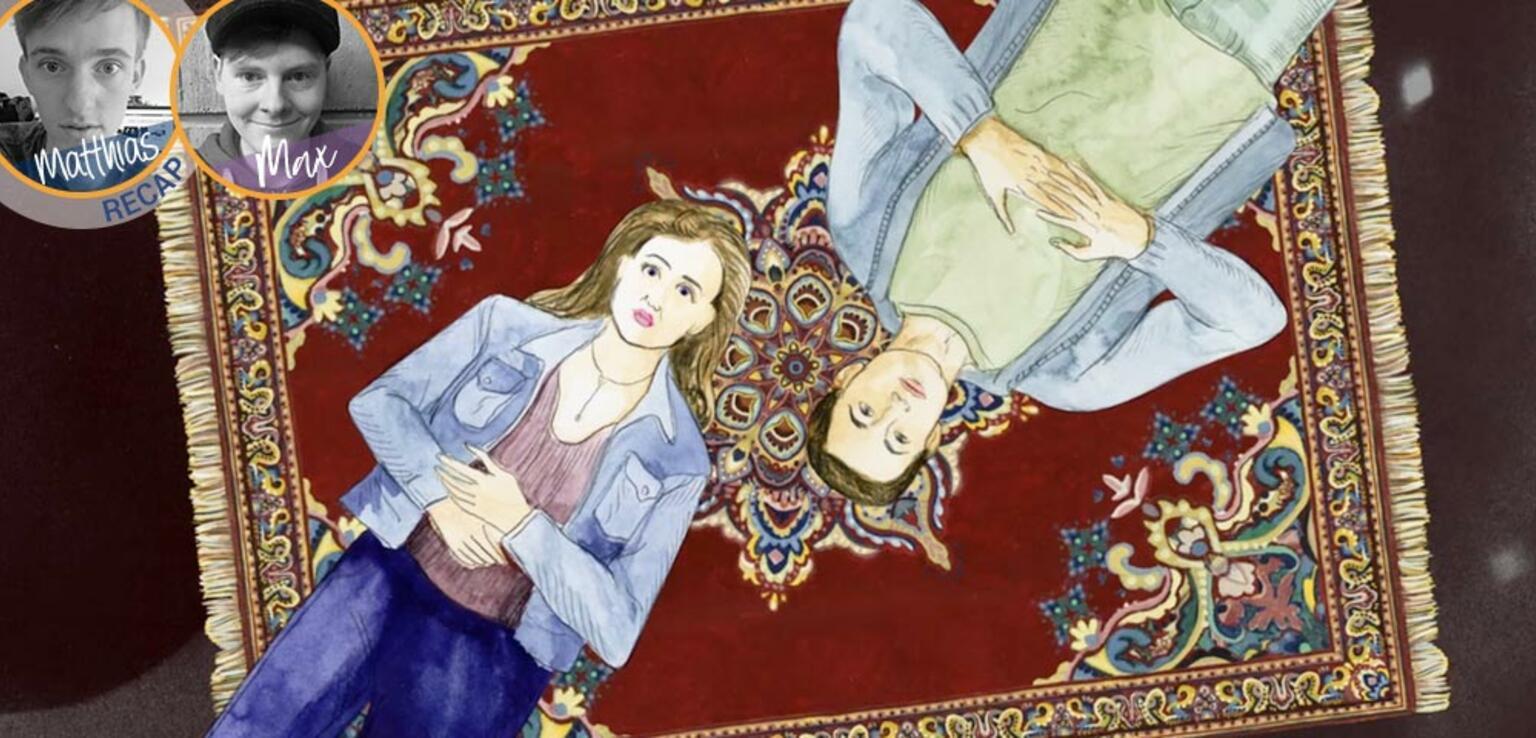 Tote Mädchen Lügen Nicht Staffel 2 Folge 1