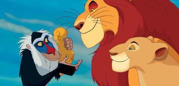 Bild zu:  Der König der Löwen (1994)