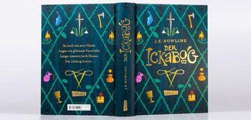 Das nächste Kinderbuch nach Harry Potter: J.K. Rowlings Der Ickabog