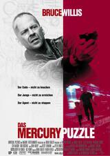 Das Mercury Puzzle - Poster