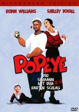 Popeye - Der Seemann mit dem harten Schlag - Poster