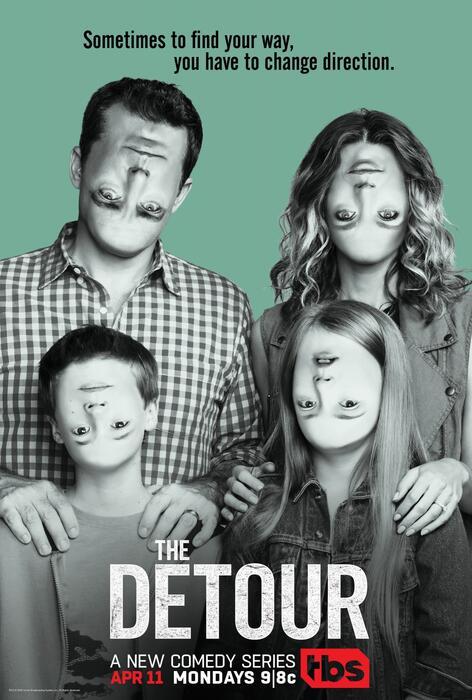 The Detour, Staffel 1