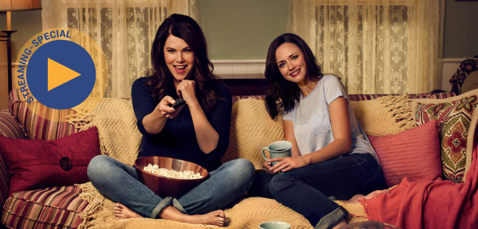Die Gilmore Girls