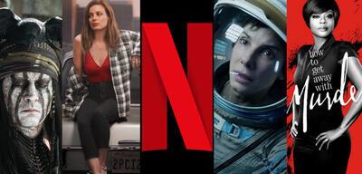 Das Netflix-Programm im März