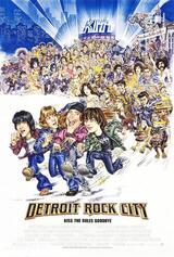 Detroit Rock City - Poster
