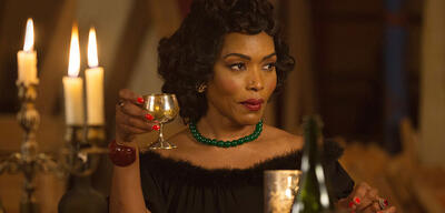 Angela Bassett in American Horror Story