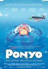 Ponyo - Das große Abenteuer am Meer - Poster